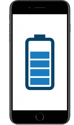Batteribyte iPhone 6
