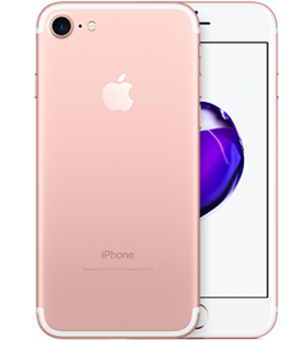 iPhone 7 128GB Roseguld | Nyskick