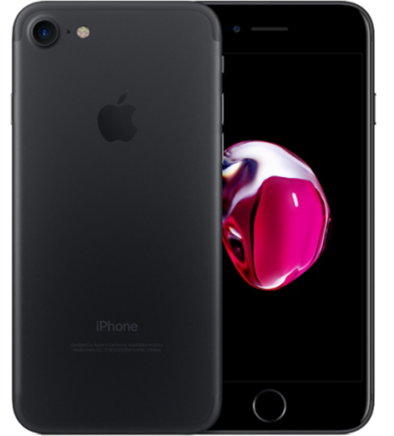 iPhone 7 256GB Svart | Nyskick